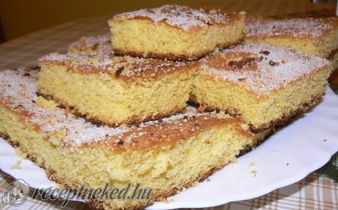 Kukoricamálé süti