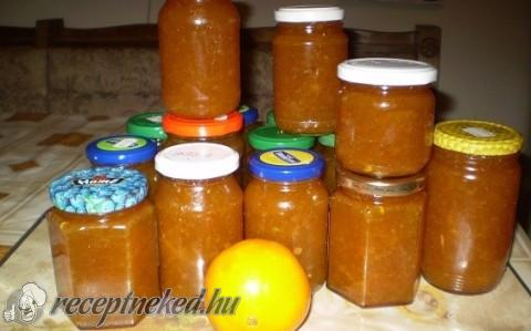 Narancs dzsem