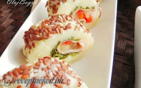 """Burgonya """"Sushi"""""""