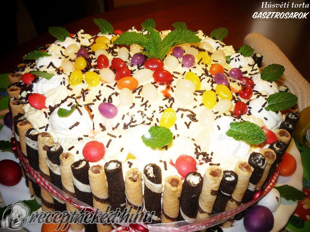 húsvéti torta képek Húsvéti torta recept Balog Erika konyhájából   Receptneked.hu húsvéti torta képek