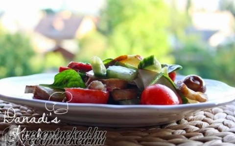 Bajor perec saláta