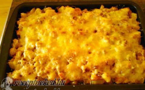 Rakott krumpli csirkével