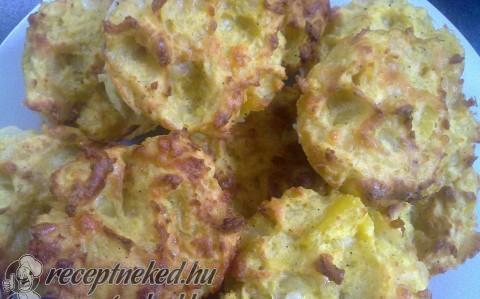 Sajtos krumpli