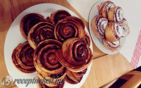 Cinnabon – amerikai fahéjas tekercs