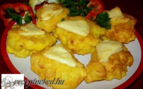 Királyné sajtos-tojásos burgonyája