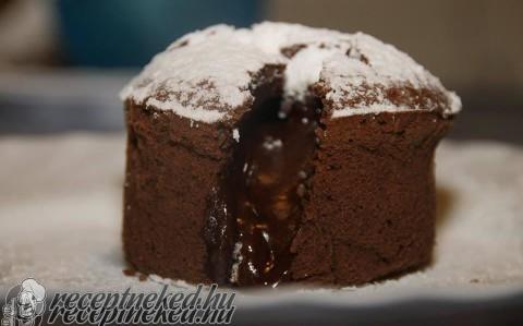 Spéci francia csokitorta