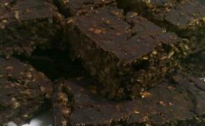 Diétás kakaós sütemény (Babos-zabos)