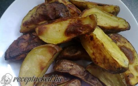 Diétás sült krumpli