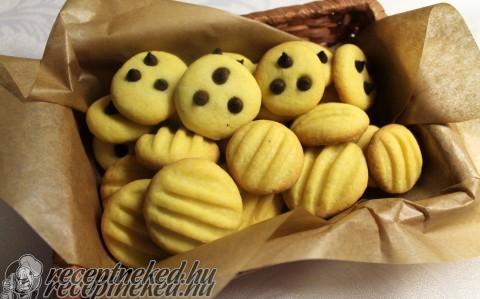Villámgyors pudingos kekszek