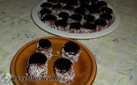 Kozák sapkácskák sütés nélkül