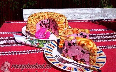 Charlotte torta újragondolva
