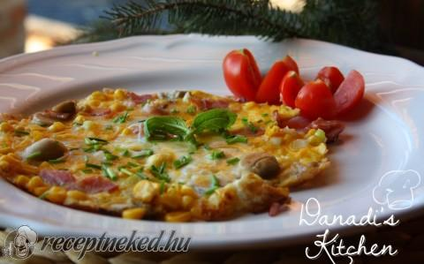 Songoku omlett