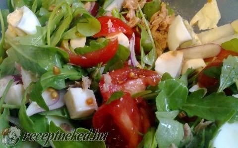 Tonhalas saláta