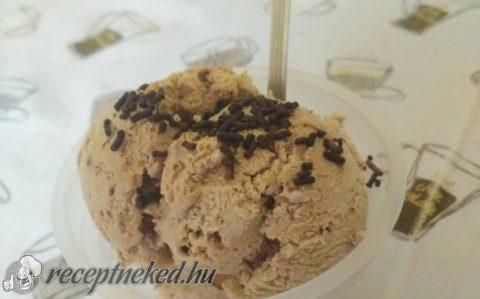 Házi csokoládé fagylalt recept