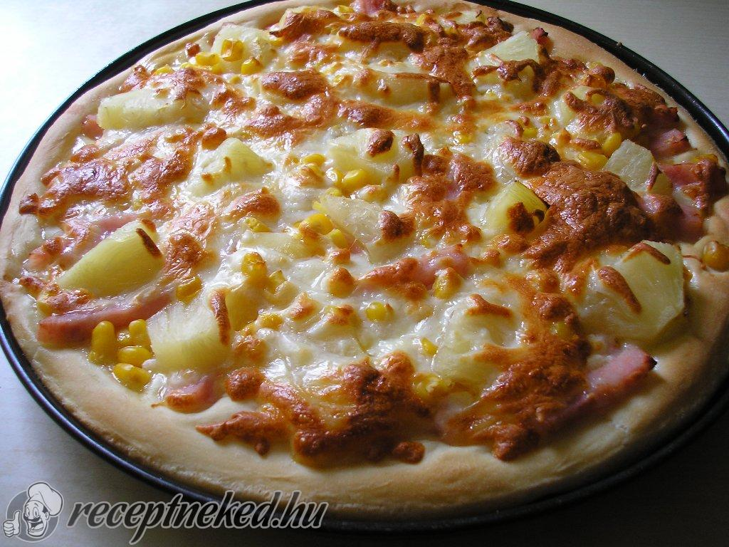 how to make hawaiian pizza video