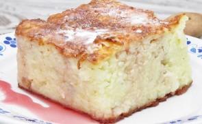 Rizsfelfújt / rizskoch