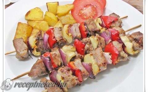 Rablóhús / saslik