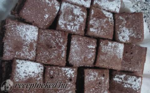 Kakaós kevert süti