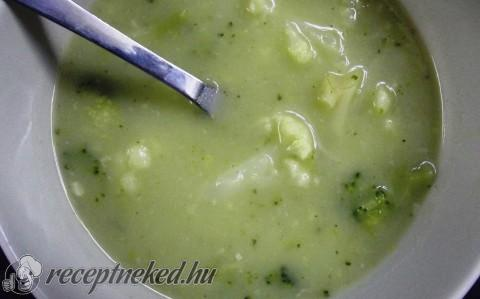Brokkoli leves