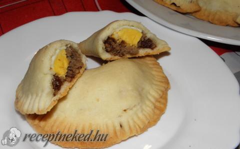 Empanadas – Marhahúsos töltött tészta