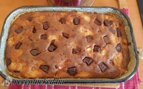 Álom almás (bögrés süti)