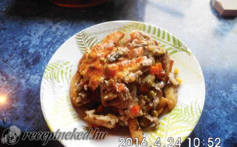 Borított csirkecomb