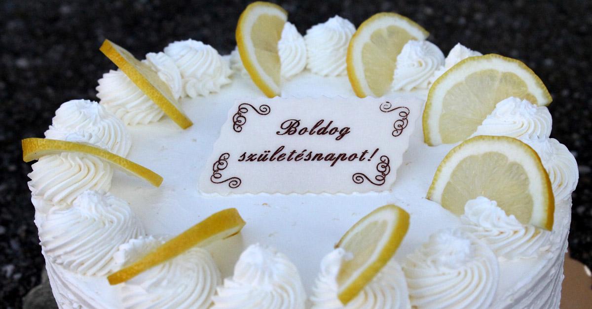 születésnapi torták házilag Szülinapi torták házilag: 5 szuper recept egy cukrásztól  születésnapi torták házilag