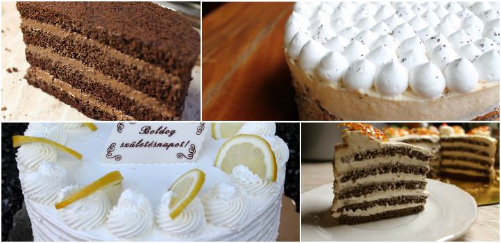 születésnapi torták receptek Szülinapi torták házilag: 5 szuper recept egy cukrásztól  születésnapi torták receptek