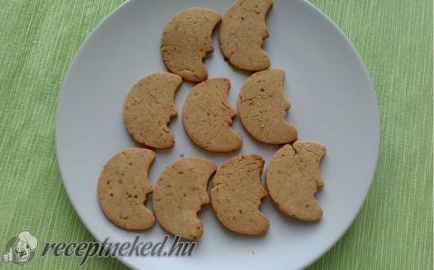 Vaníliás keksz (glutén-, laktóz- és cukormentes)