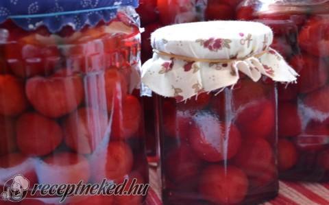 Cseresznyekompót