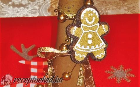 Mézeskalácsos csokoládélikőr