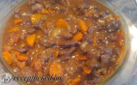 Burgundi marharagu