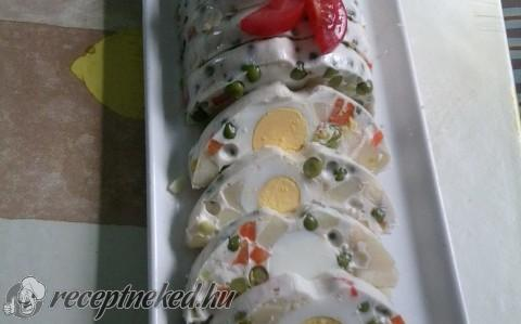 Francia saláta