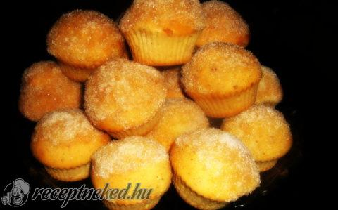 Francia reggeli muffin