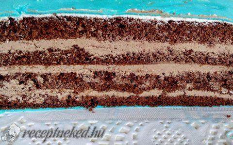 Ballagási torta gluténmentesen