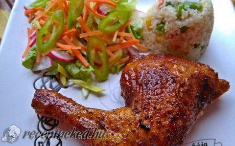 Kínai sült csirke