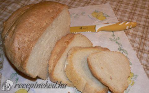 Fehér kenyér házilag