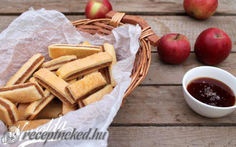 Almás pite rudacskák