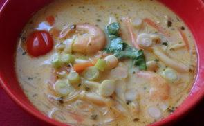 Currys zöldségleves