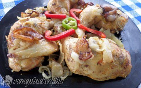 Batyus csirkecombok