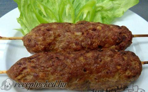 Kofta kebab pulykából