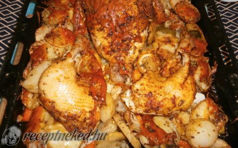 Rakott csirke