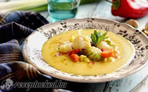 Currys karfiolleves
