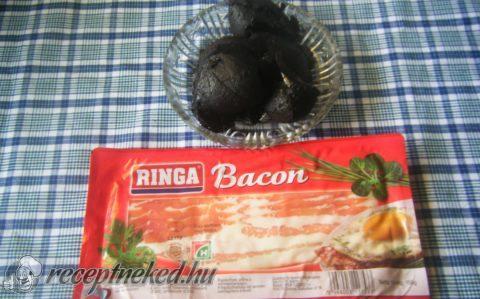 Baconos huncutkák