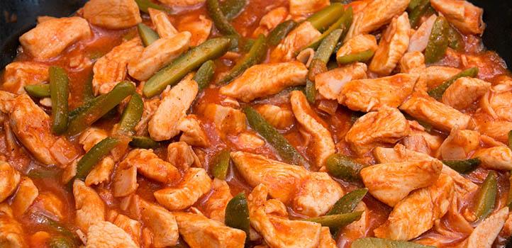 fogyókúrás húsételek fogyás fehérjeporral