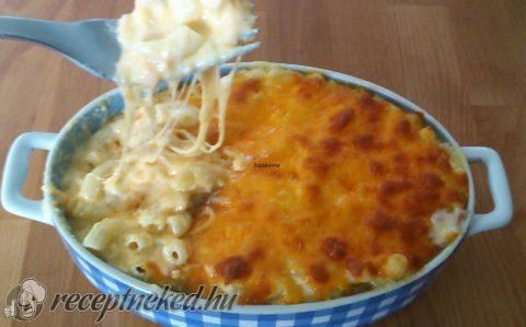 mac and cheese (sajtos tészta) recept kajakóma konyhájából