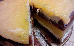 Emeletes fanta torta