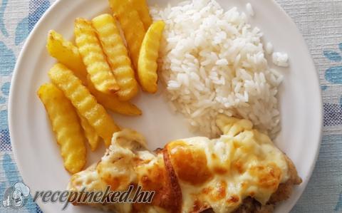 Ananászos csirke