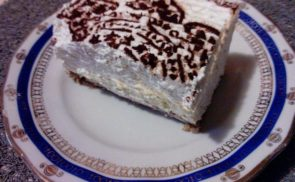 Kókuszhabos cukormentes süti