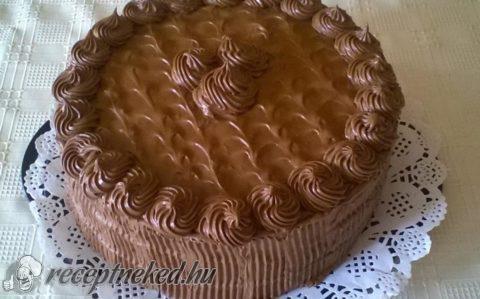 csokoládé torta képek Csokoládé torta recept Kiss Imréné Magdi konyhájából   Receptneked.hu csokoládé torta képek